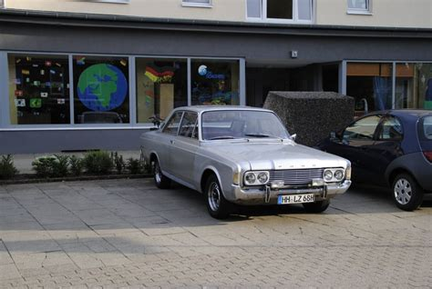 alter ford alter ford taunus gesehen am 18 07 10 in pinneberg