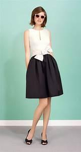 robe en ottoman chic feminine elegant womenswear fashion With robes paule ka