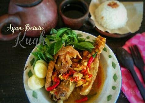 Selain itu, resep ayam betutu kuah ini. Resep Ayam Betutu Kuah masak presto oleh Yayuk Jumaeli - Cookpad