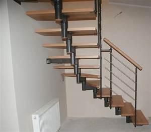 Modulární schody