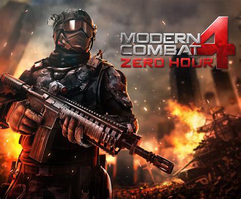 combat modern gameloft zero hour game