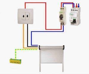 Branchement Volet Roulant électrique : comment brancher un interrupteur de volet roulant ~ Melissatoandfro.com Idées de Décoration