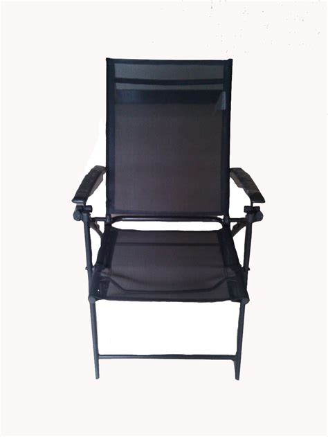 fashion leisure outdoor folding chair metal garden chair