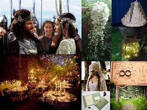lord of the rings wedding inspiration fantastical With lord of the rings wedding