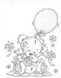 Printable Teddy Bear