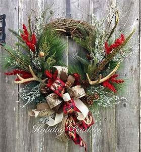 Christmas Rustic by Holiday Baubles | Trendy Tree Custom ...