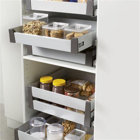 tiroir de cuisine coulissant ikea tiroir à l 39 anglaise hauteur pour meuble l 60 cm delinia leroy merlin