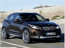 BMW X2 Confirmed For 2017 Launch DriveSpark News