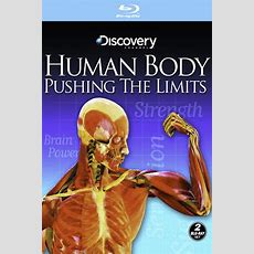 Human Body Pushing The Limits (bluray) Journeyfilm