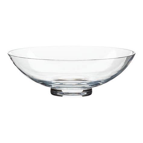 Looking for the best coffee tables in 2018? Water Lily Bowl. Crate and Barrel. | Centerpiece bowl, Coffee table bowl, Crate and barrel