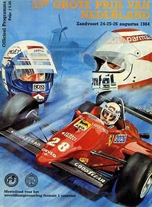 1984 Formula 1 World Championship Programmes