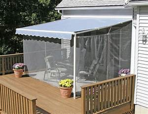 Sunsetter Screen Room For Sunsetter Retractable Awning