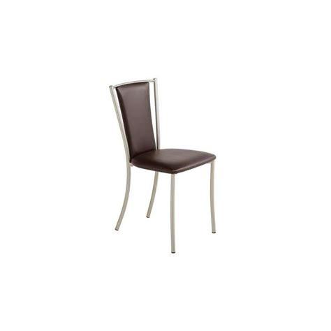 chaise de cuisine en m 233 tal reina 4 pieds tables chaises et tabourets