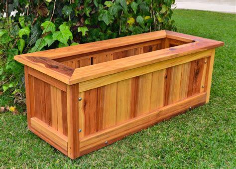 redwood planters prefinished plywood houston