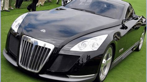2019 Mercedes Benz Maybach Exelero Interior, Exterior And