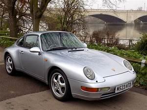 1994 Porsche 911  993  Carrera 2 Coupe