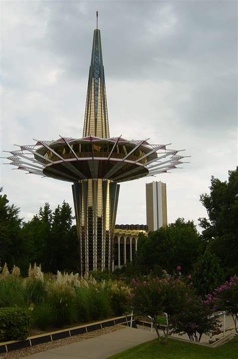 Fileprayer Tower On The Campus Of Oral Roberts University