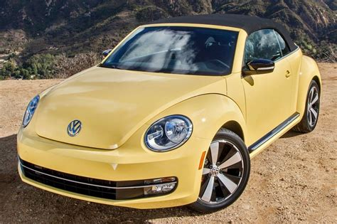 bug volkswagen used 2014 volkswagen beetle for sale pricing features