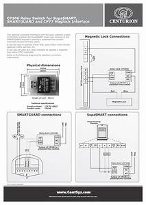 Centurion Keypad Wiring Diagram