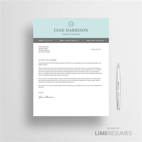 Modern Resume Components by Graphic Designer Cover Letter Sles Resume Genius