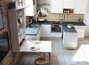 Kleine Küche Mit Essplatz : die besten wohntipps f r die k che sch ner wohnen ~ Frokenaadalensverden.com Haus und Dekorationen