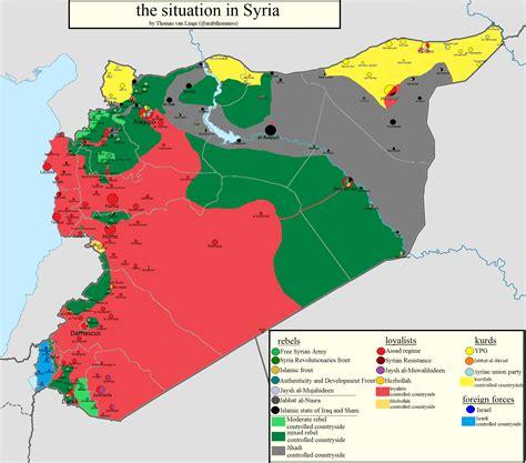 lage  syrien karte creactie