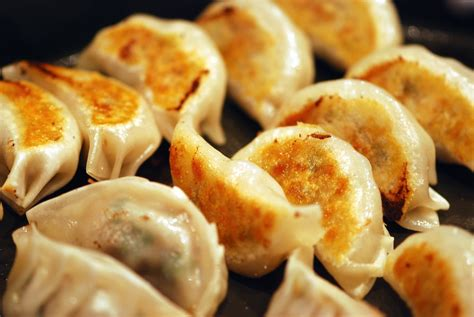 what are potstickers potstickers recipe chinese dumplings recipe dishmaps