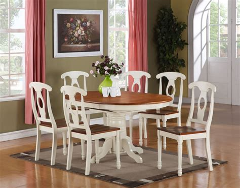 kitchen dining furniture 5pc oval dinette kitchen dining room set table with 4 chairs in buttermilk brown ebay