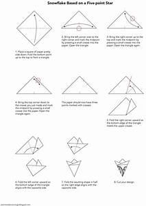 Paper Snowflakes Templates