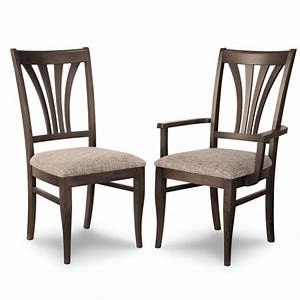 Verona Dining Chair - Home Envy Furnishings: Solid Wood