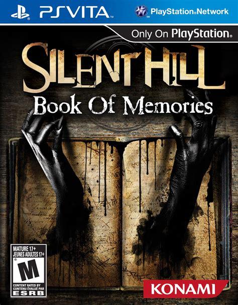 Silent Hill Book Of Memories Playstation Vita Ign