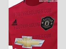 The New Manchester United Jersey Pays Homage To The '99 UCL Winners