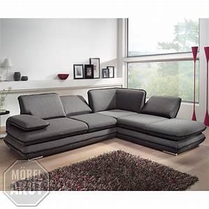 Sofa Mit Relaxfunktion : ecksofa turner sofa wohnlandschaft grau schwarz ~ A.2002-acura-tl-radio.info Haus und Dekorationen