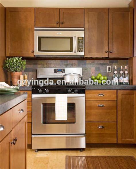 hot sale china supplier kitchen cabinets design flat