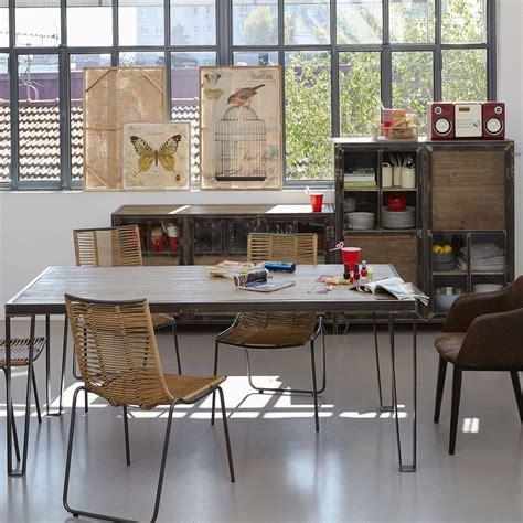 chaises salle à manger alinea table de salle a manger avec chaises valdiz