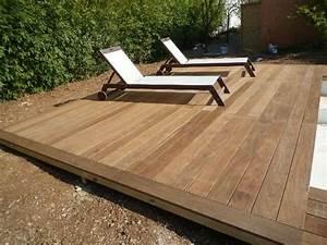poseur qualifie en pose de terrasses bois et composite With pose de terrasse bois
