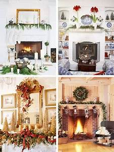 Mad About Pink 33 Mantel Christmas Decorations Ideas