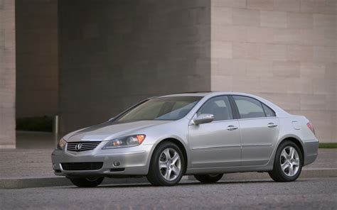2019 Acura RL : 2008 Vs. 2009 Acura Rl