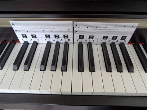 88+ Printable Piano Key Labels