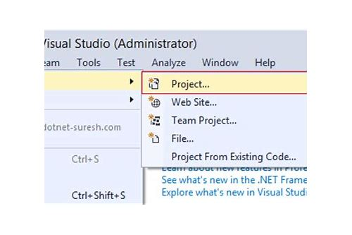 baixar asp dot net project in c#