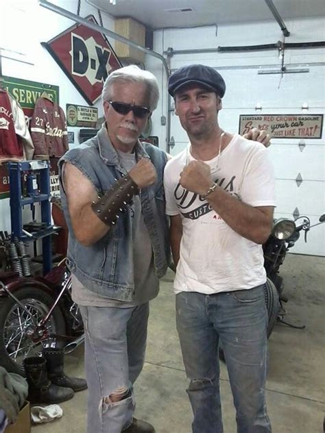 pickers american dave mike wolfe danielle colby ohrt harley iowa wife motorcycles archaeology poker swap thursday saturday run daughter fritz