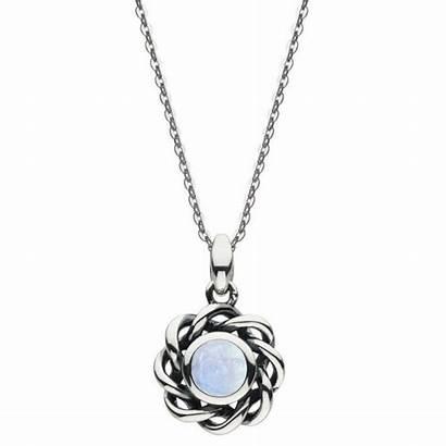 Heritage Mystic Birthstone Moonstone Necklace June Heath
