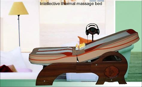 jade massage bed ceragem alike fujian aiyijia electronic