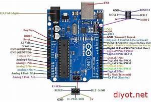 Arduino Uno Pinleri