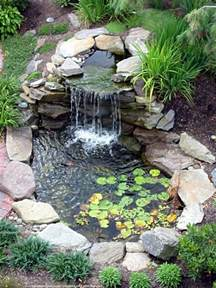 cascade pour bassin exterieur d 233 coration de jardin avec une fontaine pour bassin archzine fr