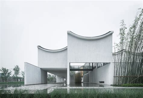 Dongyuan Qianxun Community Center / Scenic Architecture