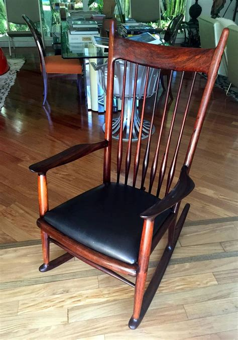 sam maloof rocking chair kit wayfair bedroom home interior design