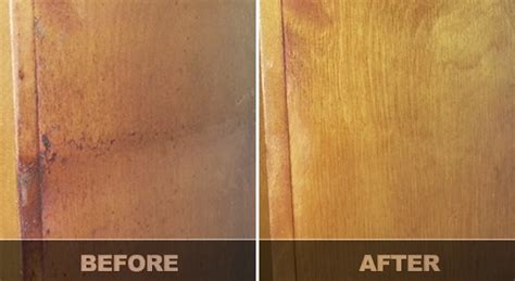 remove greasy buildup  wood cabinets simply good tips