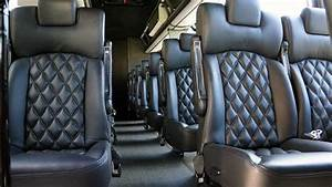 Executive Mini Coaches | ALLSTAR Chauffeured Services