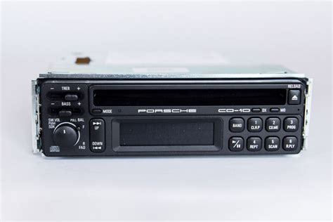 autoradio mit cd porsche cd 10 autoradio mit cd player original
